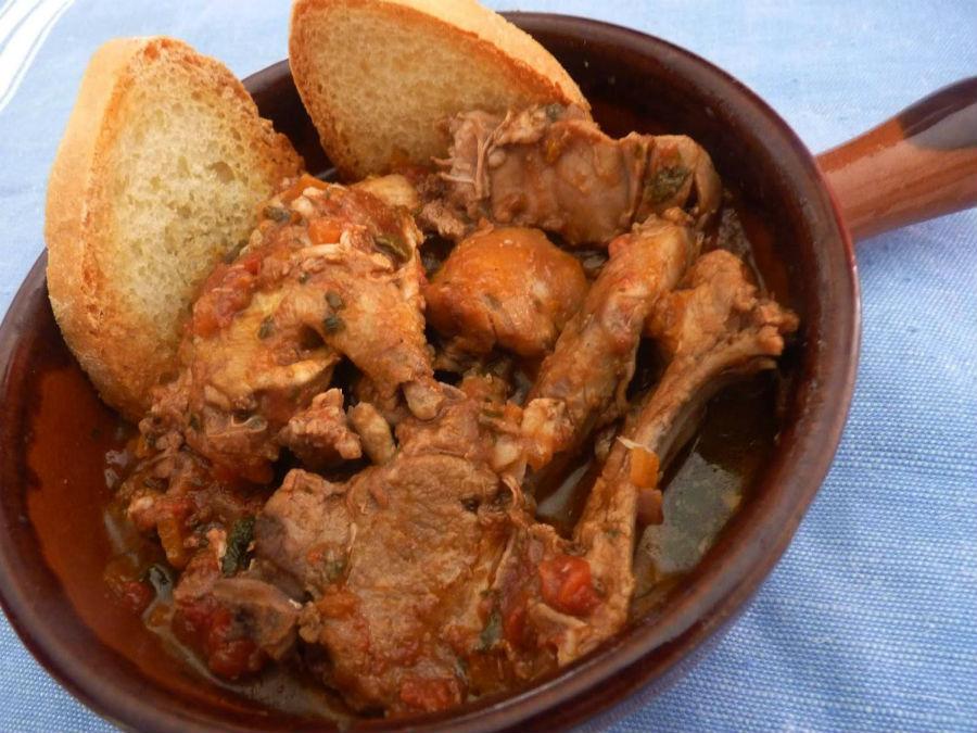 Scottiglia, piatto tipico di Arezzo