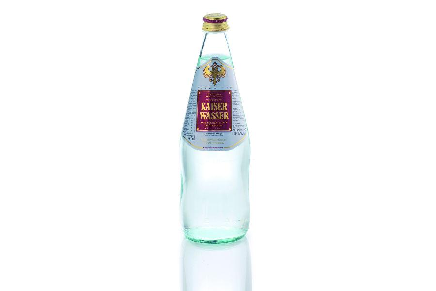 Partners - Daunenstep Cozy Room - Kaiserwasser: immagine della bottiglia di acqua