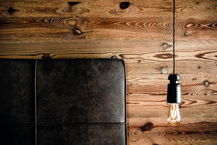 Partners - Daunenstep Cozy Room - My Arbor: immagine di un dettaglio delle luci camera da letto