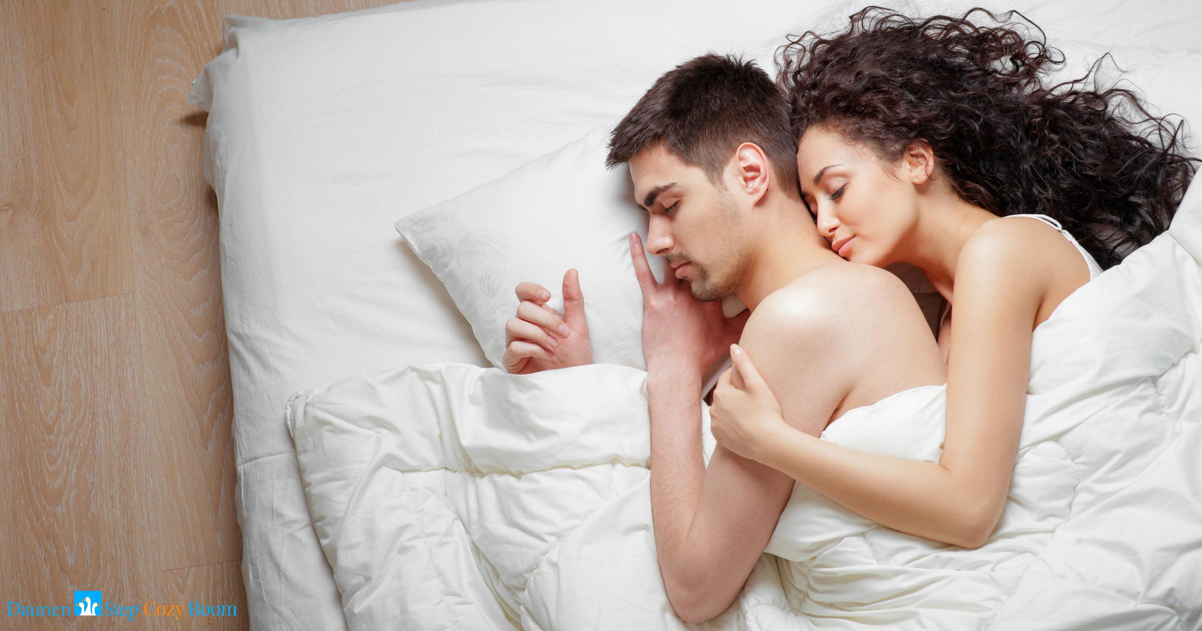 Posizioni Per Dormire In Coppia.In Psicologia Come Dormite Insieme Rivela La Vostra